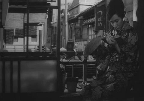 大正・昭和モノクロ的青春残酷物語 : 放浪記(1962年): ヒンドゥ ...