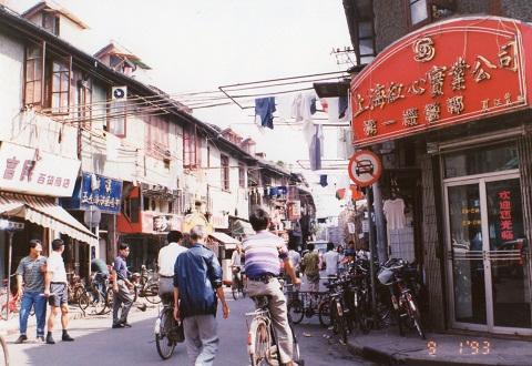 上海 & 蘇州号 1993年》: ヒンドゥ-クシ海峡をこえて